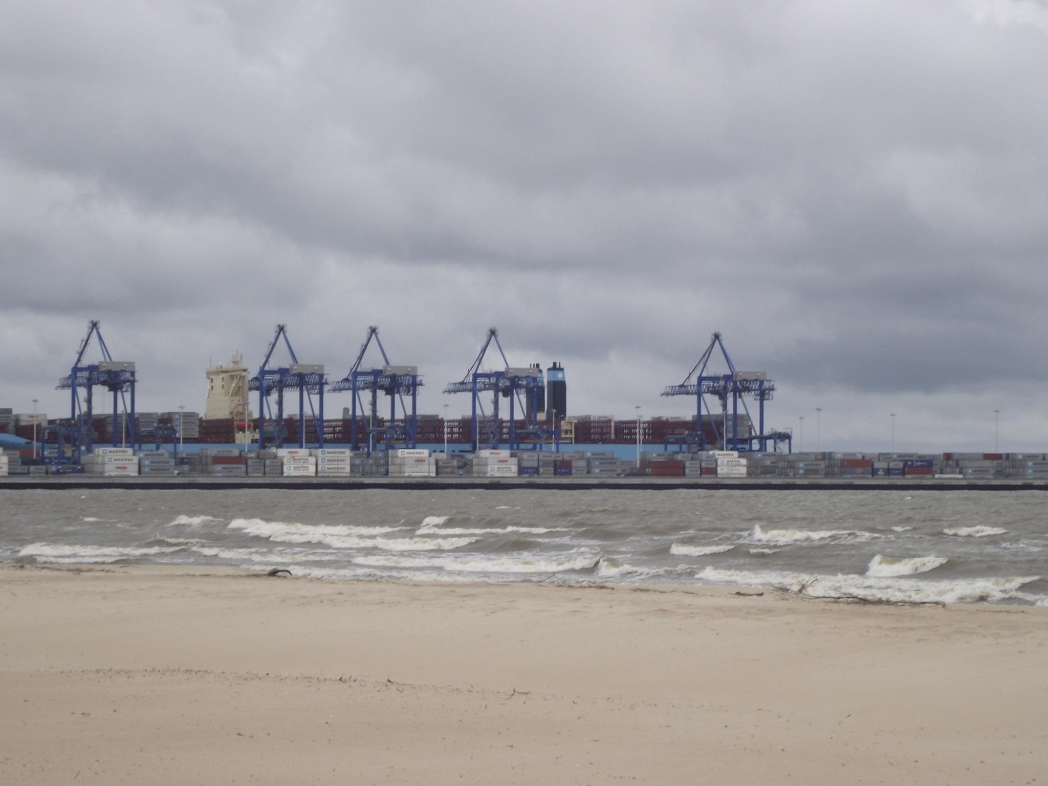 Gdansk Stogi port