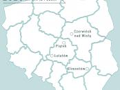 Nowe miasta w w Polsce w 2020 roku