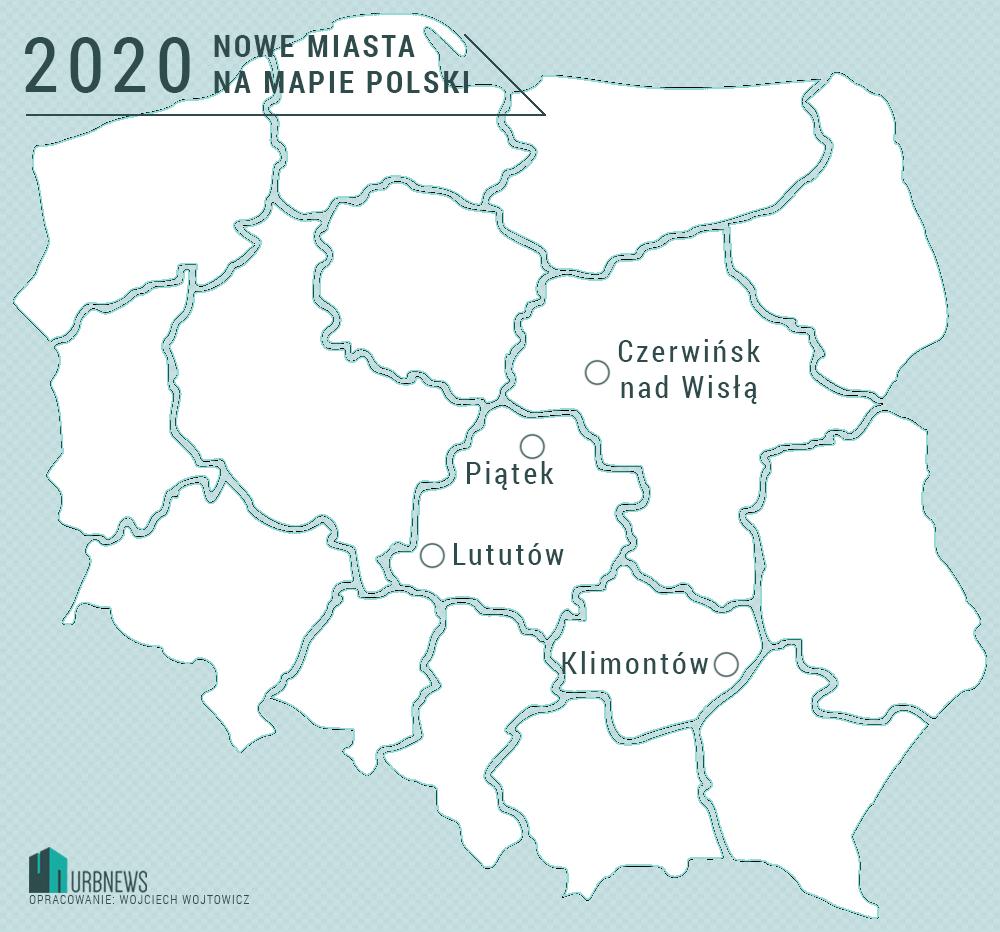 Nowe Miasta 2020