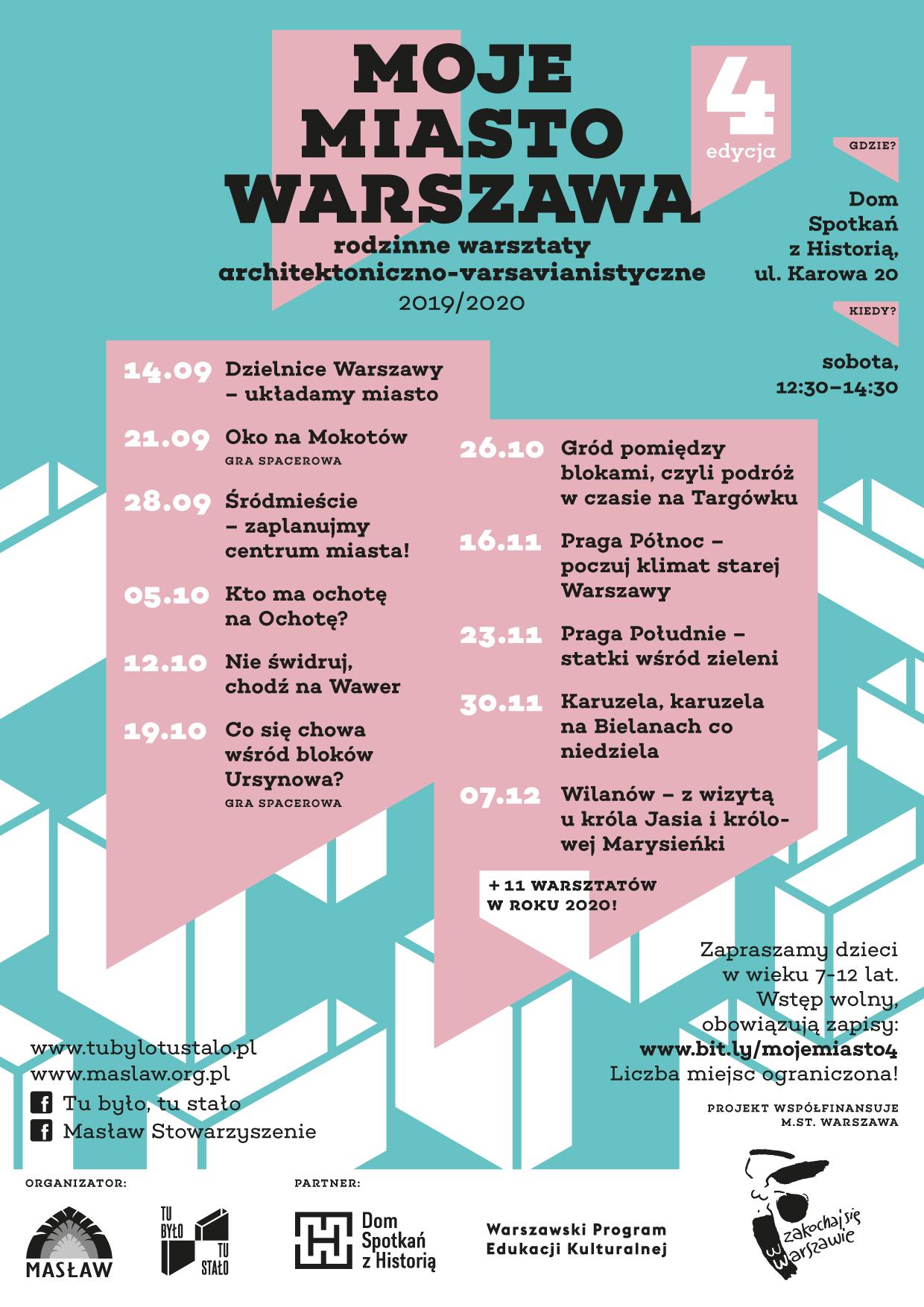 2019 MojeMiastoWarszawa
