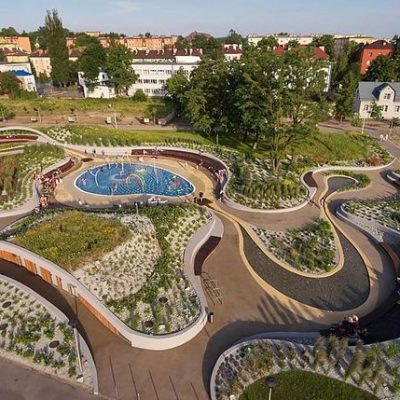 Park Wodny Jaworzno UM Jaworzno