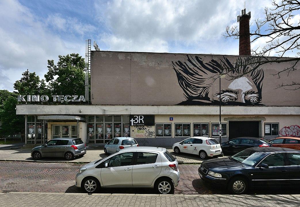 Kino_Tęcza_Teatr_Trzyrzecze_ul._Suzina