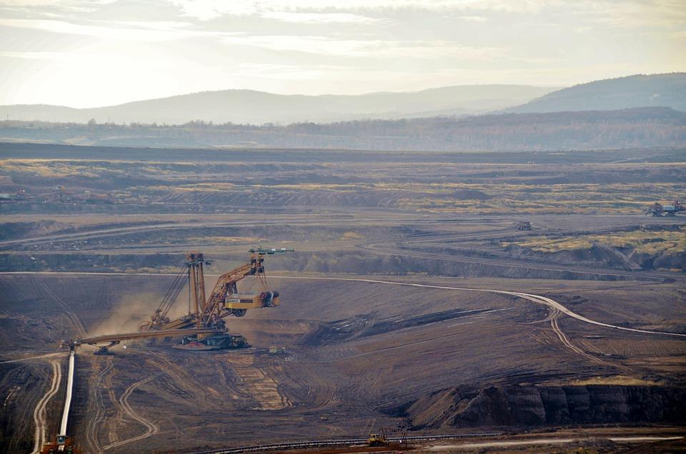 węgiel kopalnia Niemcy