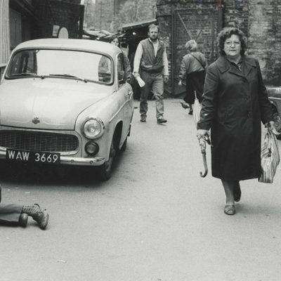 178_002 fot Jan Skaryski Społeczne Archiwum Warszawy lata 80