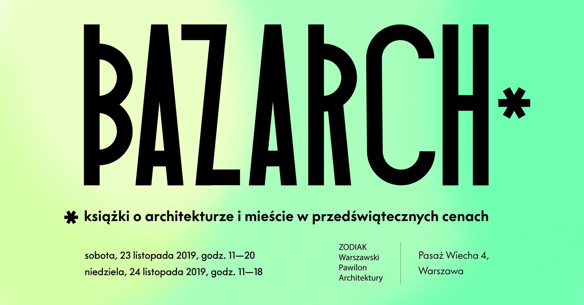 Bazarch2019