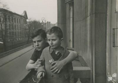 ul Noakowskiego 20 1943 r. fot Zbiory Rodziny Semadeni