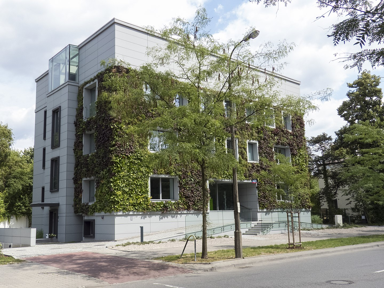 Warszawa Fundacja na rzecz Nauki Polskiej Wikimedia Commons CC BY-SA 4.0 Emptywords