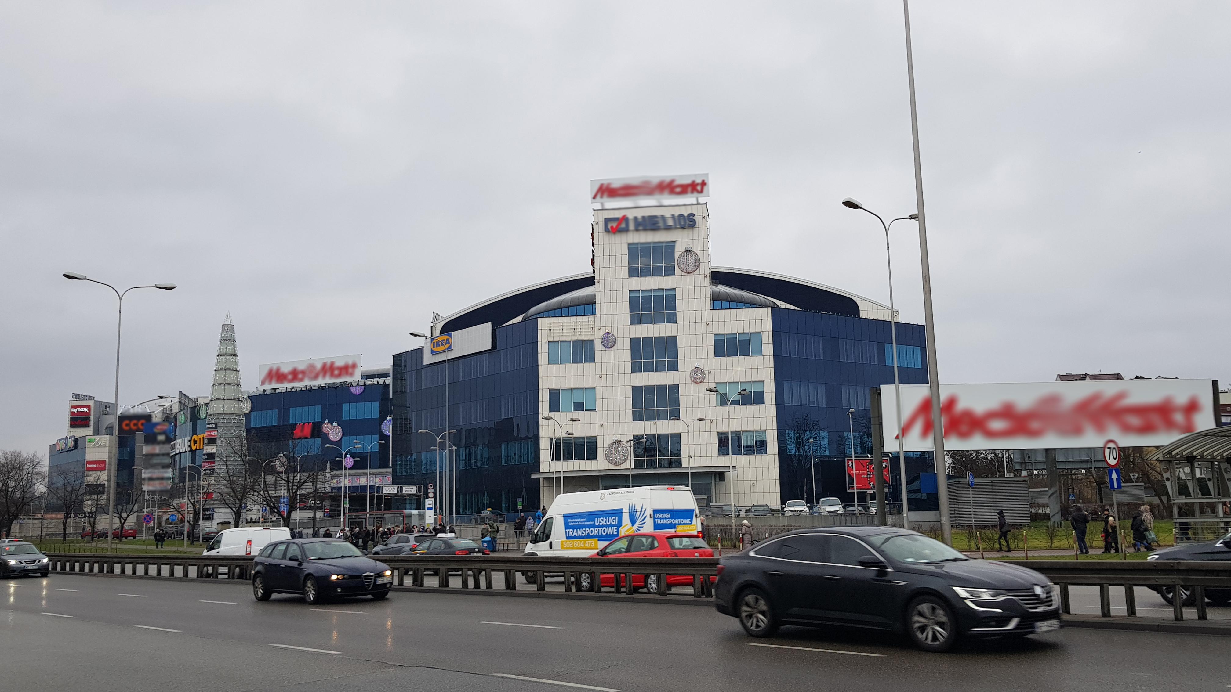 Warszawa cb reklamy
