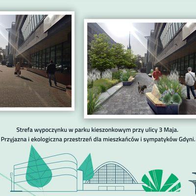 Gdynia KLIMATyczne Centrum 3 Maja