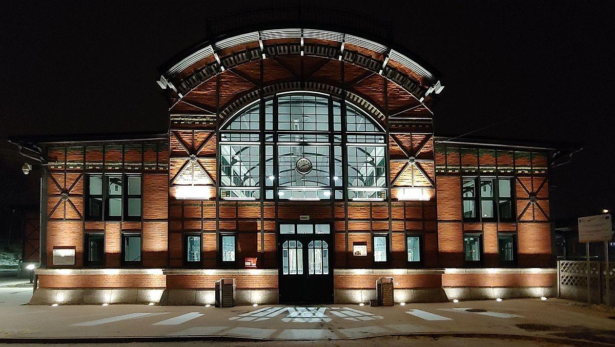 NPPS Stacja Biblioteka