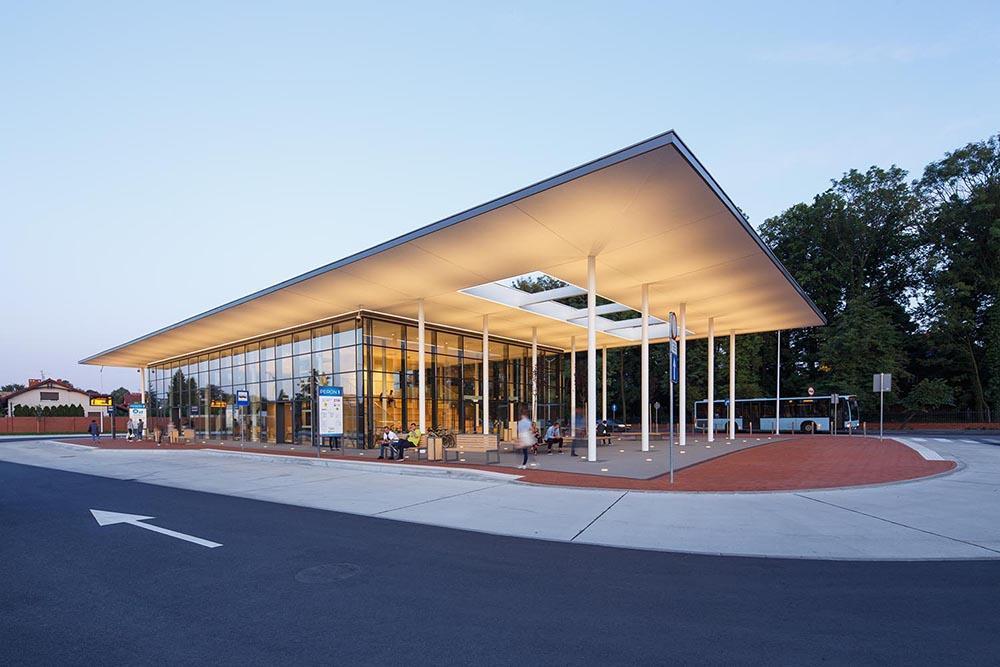 Centrum przesiadkowe w Żorach, Laboratorium Architektury