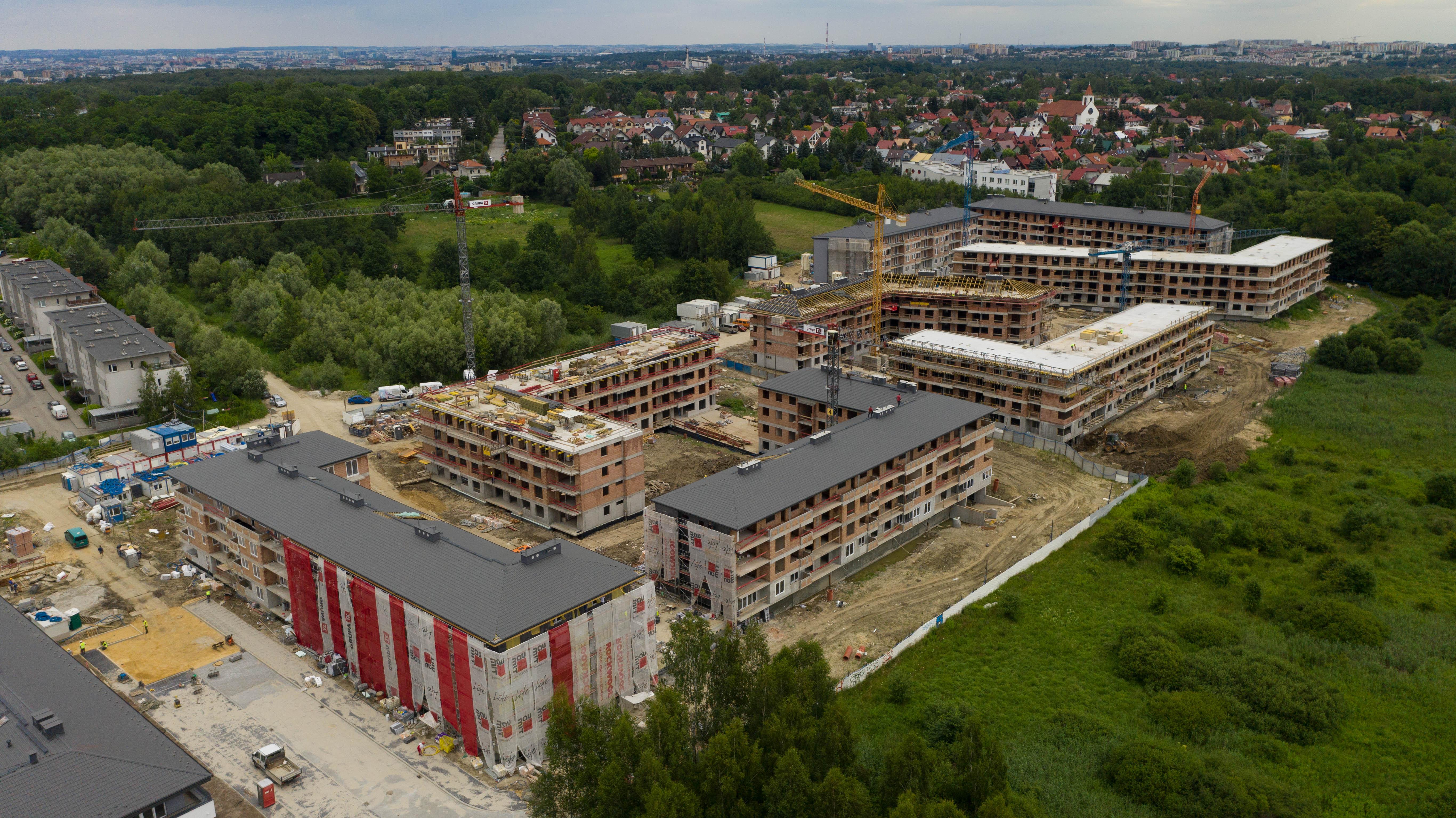 Krakow Mieszkanie Plus PFRN