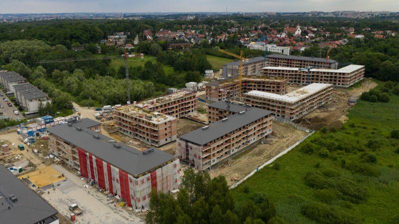 Osiedle na krakowskich Klinach | PFR Nieruchomości