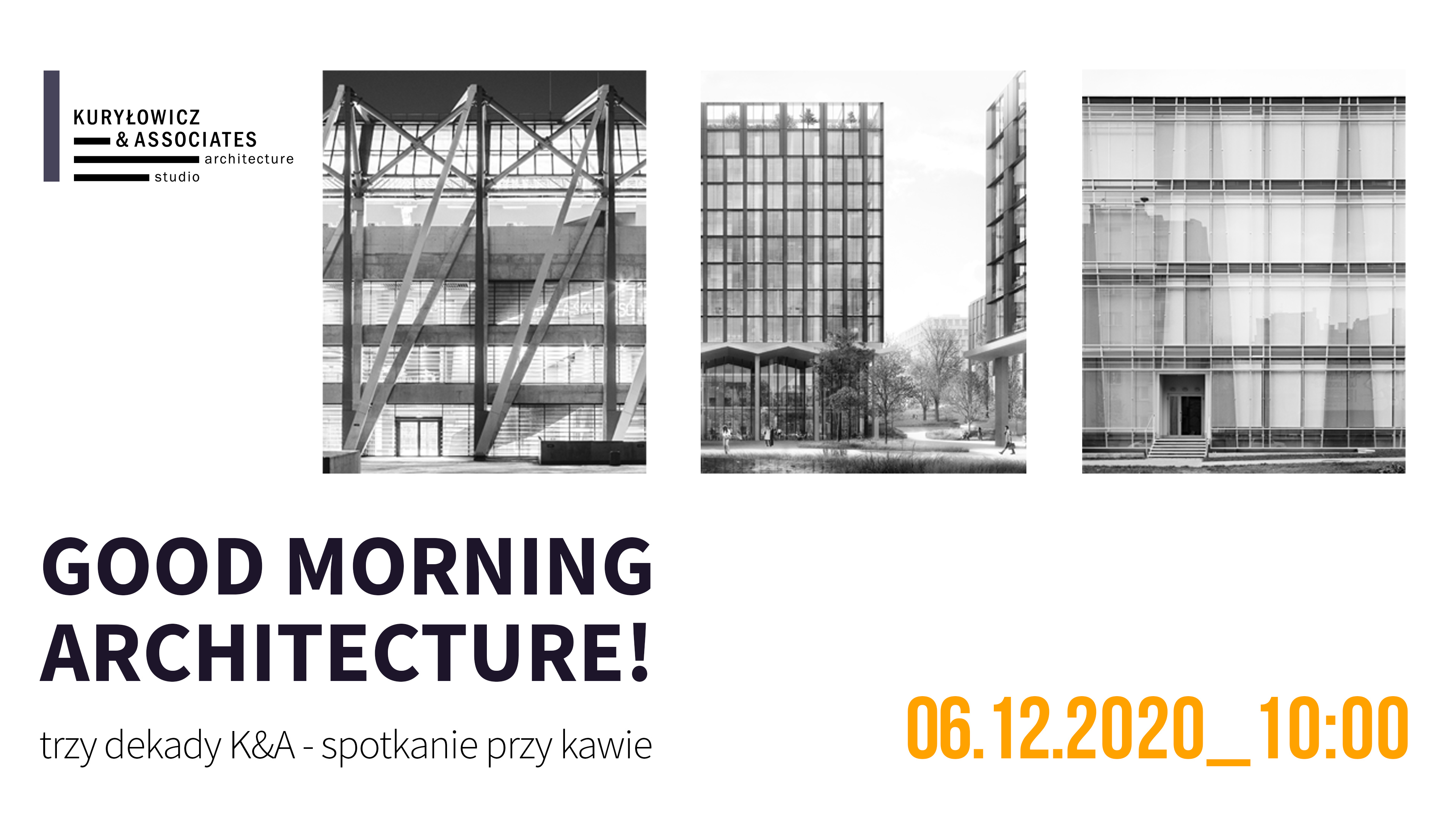 Good Morning Architecture