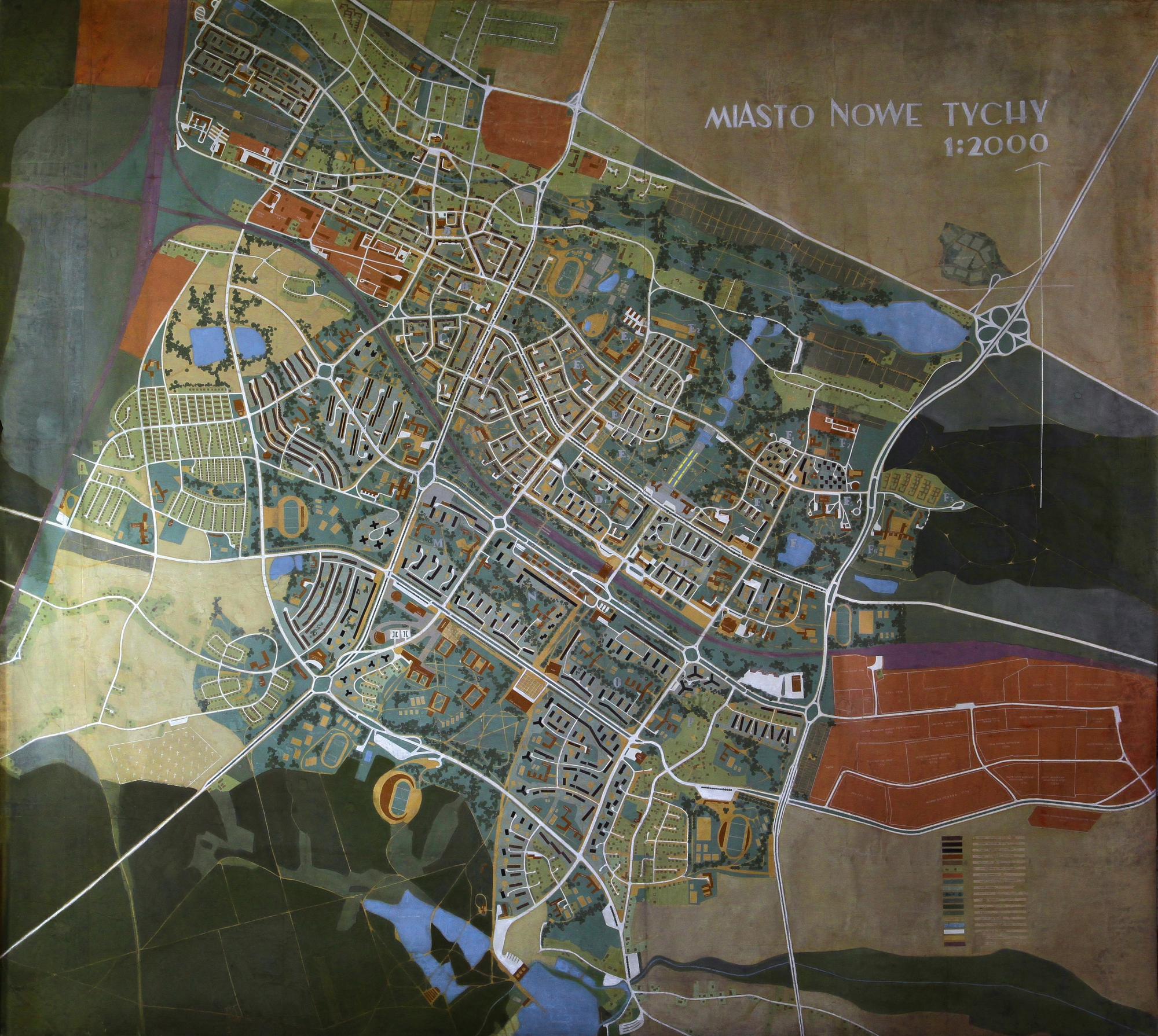 tychy plan