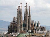 Sagrada_Familia_01 Bernard Gagnon CC BY-SA 3.0