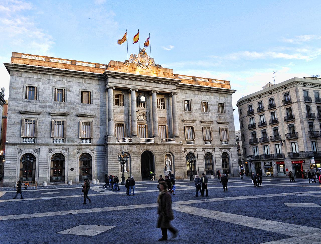 Ajuntament_de_Barcelona_Serge Melki CC BY 2.0