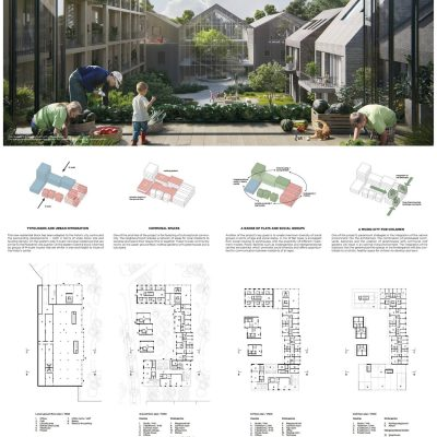 II miejsce w konkursie w Nachodzie (Czechy);, autorzy: Leto Architects (Moskwa)   mat prasowe miasta Nachod