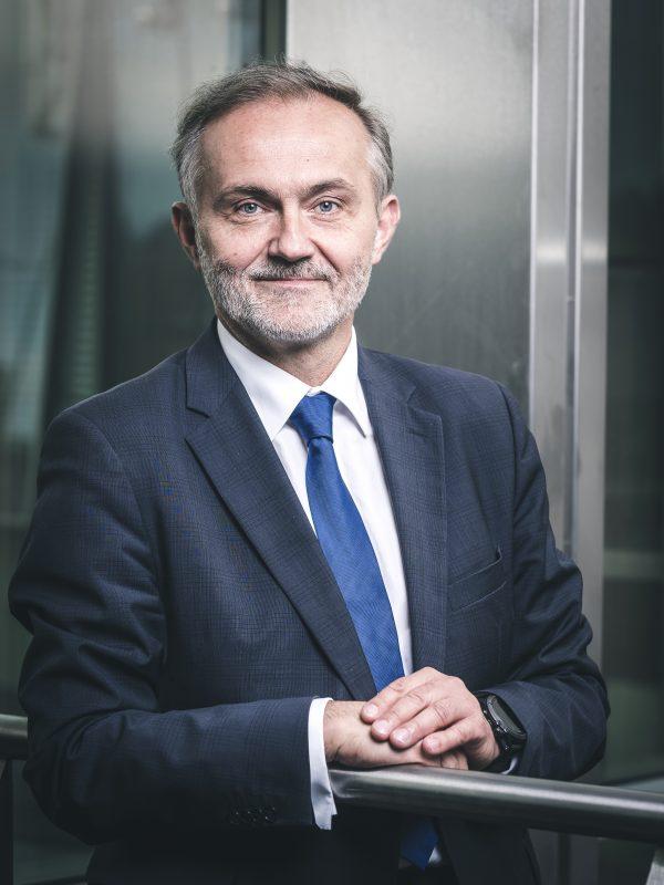 Zdjęcie prezydenta Gdyni Wojciecha Szczurka