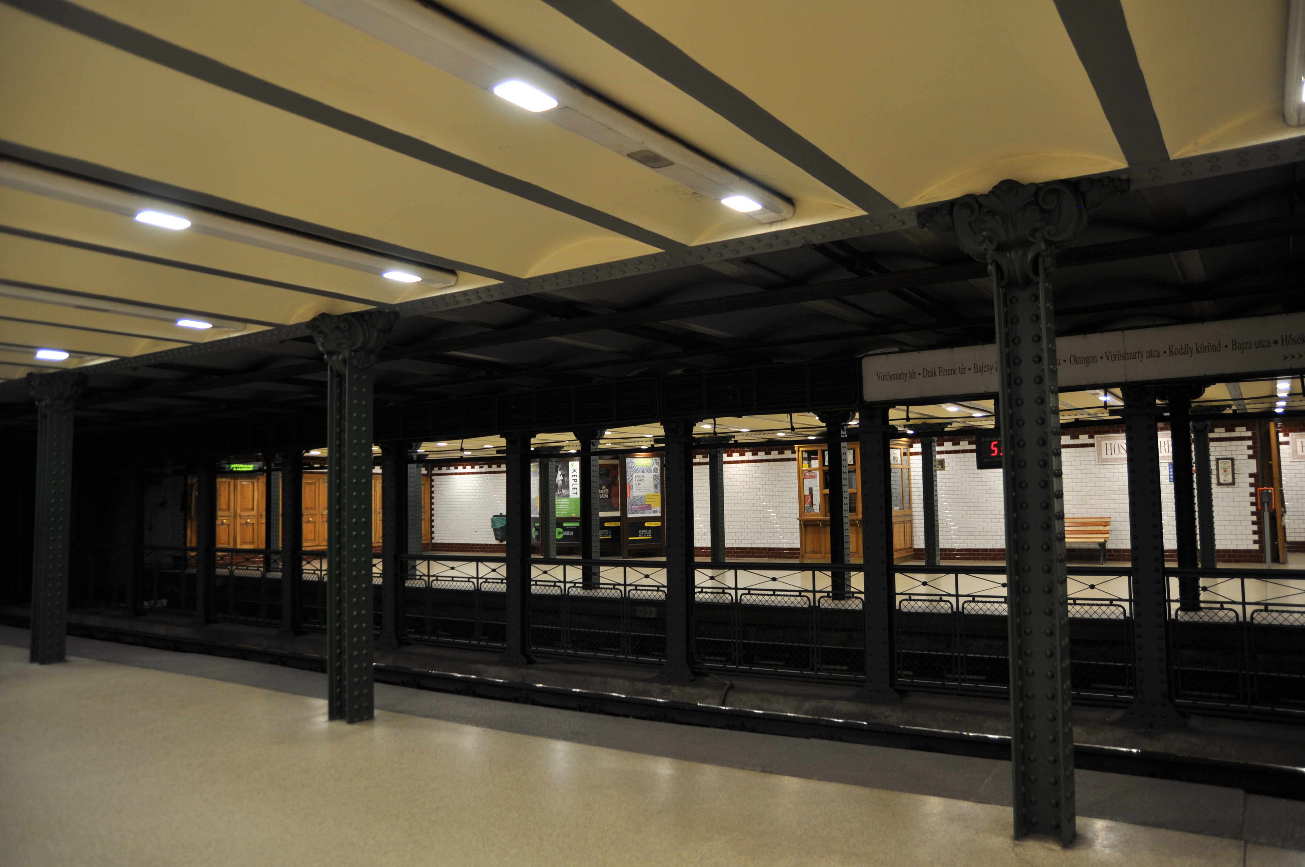 Budapest metro 1