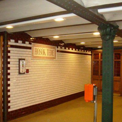 Budapest metro 2