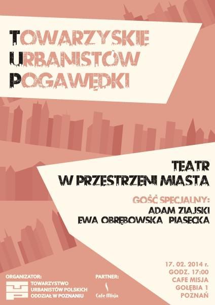 TUP – Teatr w mieście, źródło: materiały organizatorów