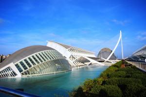 Miasto Sztuki i Nauki w Walencji