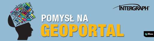 Logo konkursu, źródło: http://www.intergraph.com/global/pl/training/geoportal_konkurs.aspx