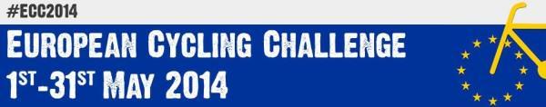Logo wydarzenia, źródło: http://www.europeancyclingchallenge.eu/ecc2014/
