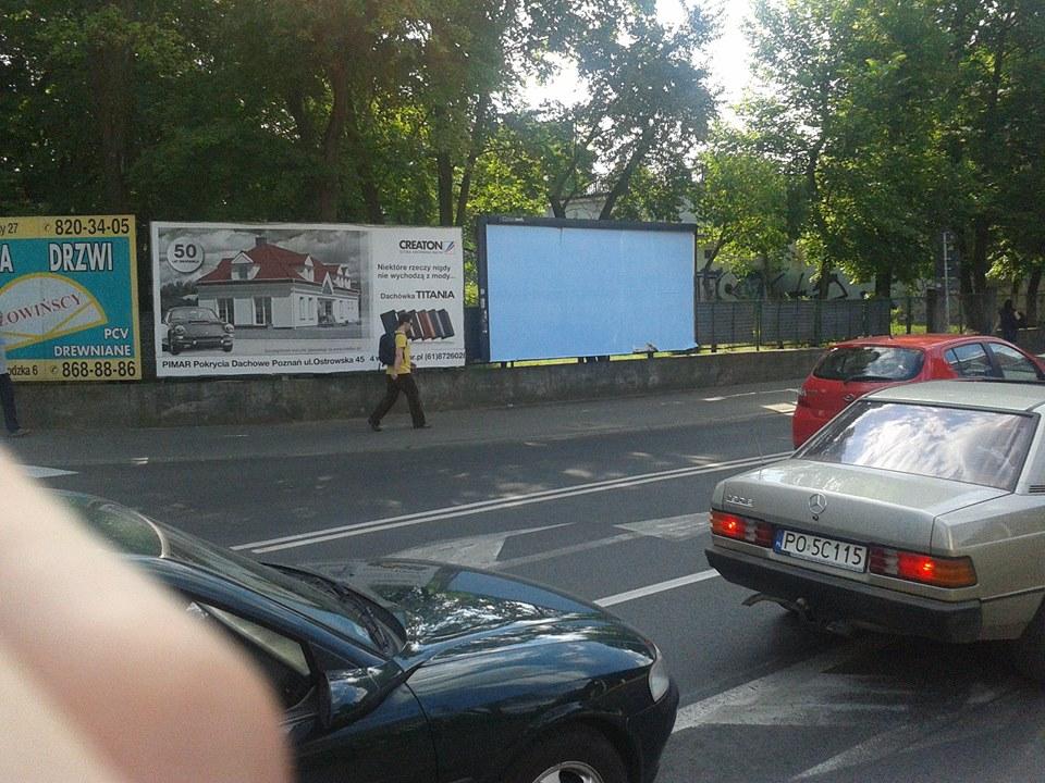 ...a tak wygląda billboard dziś.