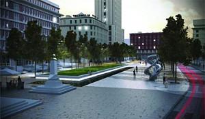 Plac Powstańców Warszawy/ źródło: WawaLove.pl