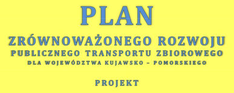 plan transportu