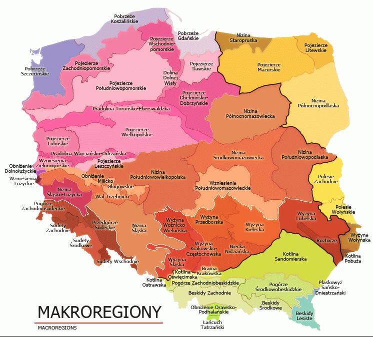 makroregiony