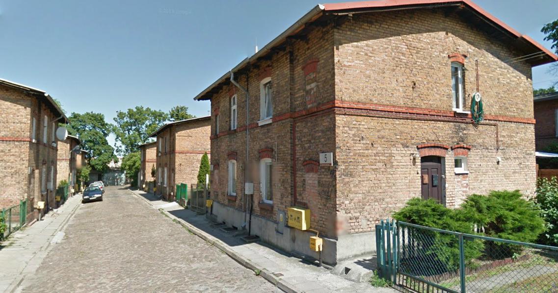 Gdańsk Kolonia Abegga