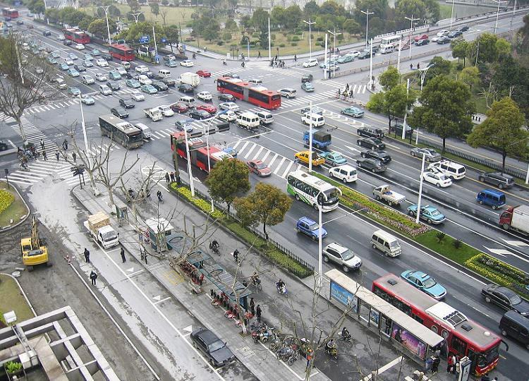 Infrastruktura rowerowa, Źródło: http://thecityfix.com/
