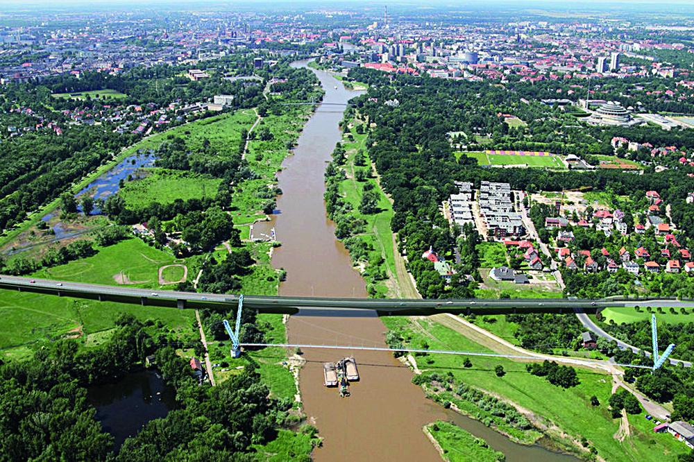 Przeprawa przez rzekę Odrę Źródło