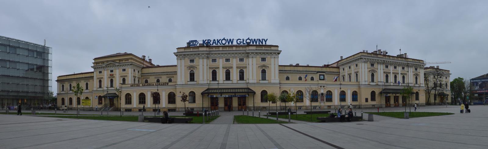 Dworzec Kraków Główny