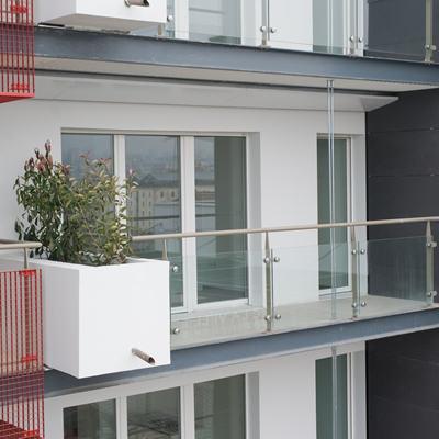 Przykładowe paryskie mieszkanie socjalne; autor: Mairie de Paris/Déborah Lesage