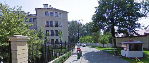 Budynek przy ulicy Leszczyny 10, fot: Google Street View