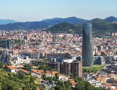 Bilbao, Źródło: www.dezeen.com