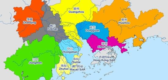 Prowincja Guangzhou, źródło: http://www.epd.gov.hk/epd/sites/default/files/epd/english/environmentinhk/water/regional_collab/files/Fig1.jpg