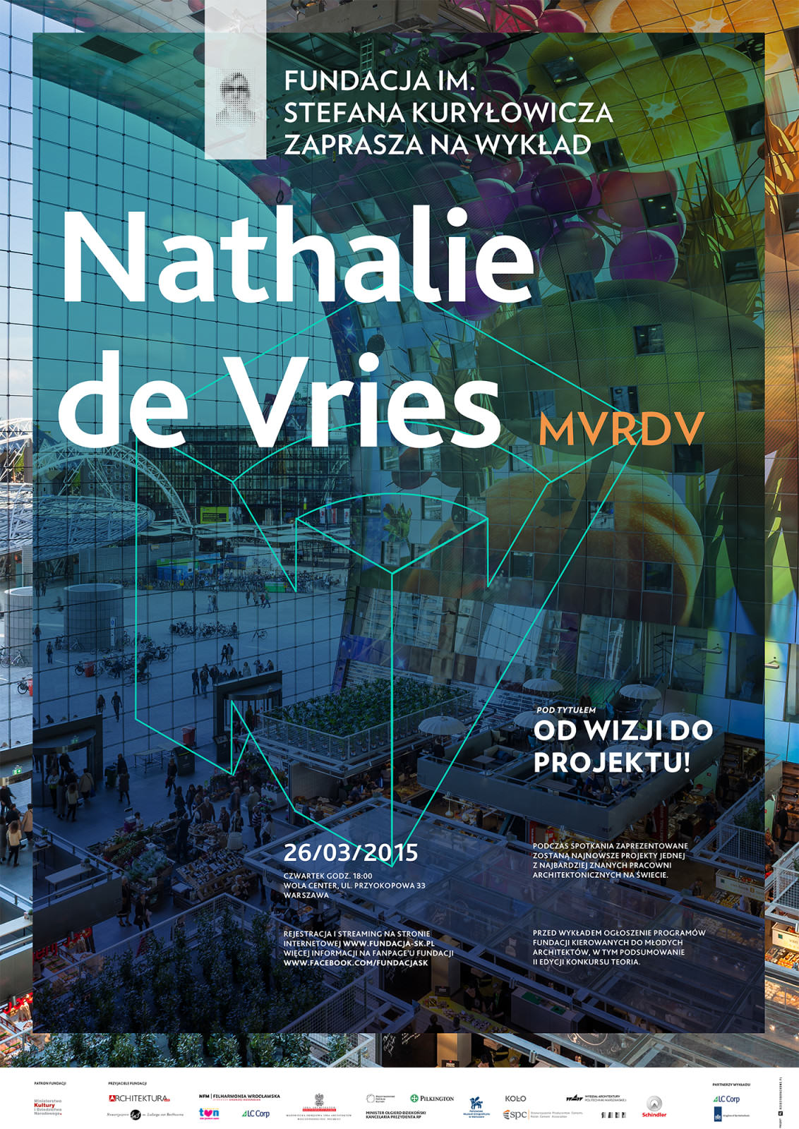 Nathalie de Vries-MVRDV_plakat