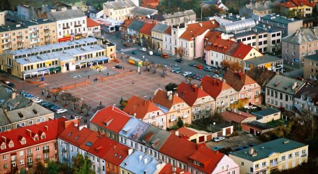 Stary Rynek w Łomży