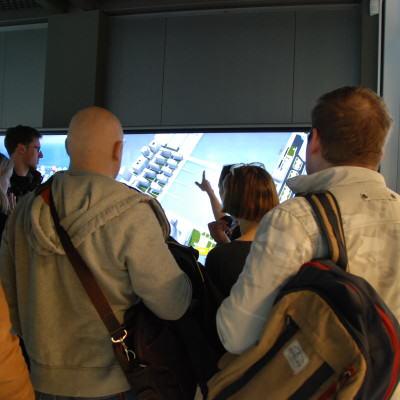 Badanie SV FRAME w Gdynia InfoBox 2 fot. Agata Bonis+éawska