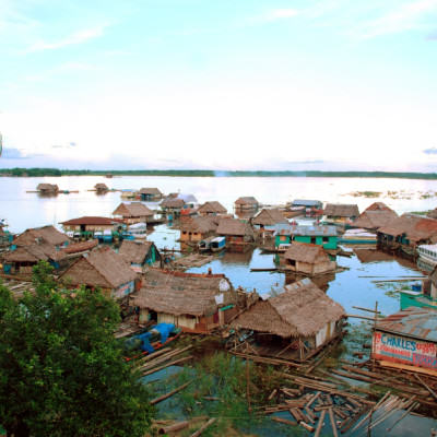Domy w Iquitos