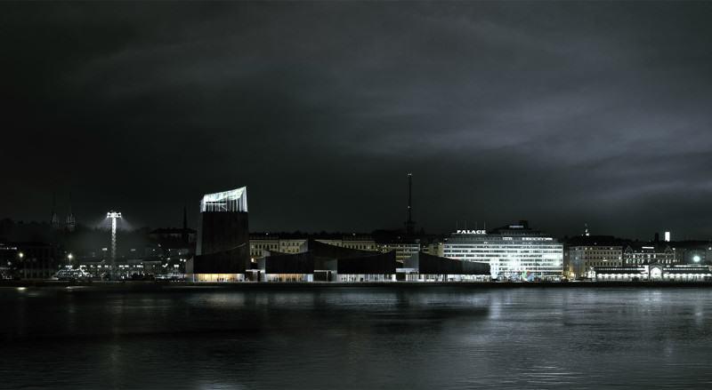 źródło: Guggenheim Helsinki Design Competition