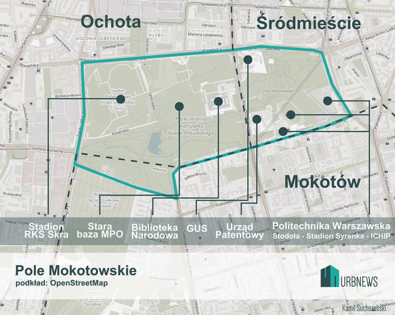 Pole Mokotowskie