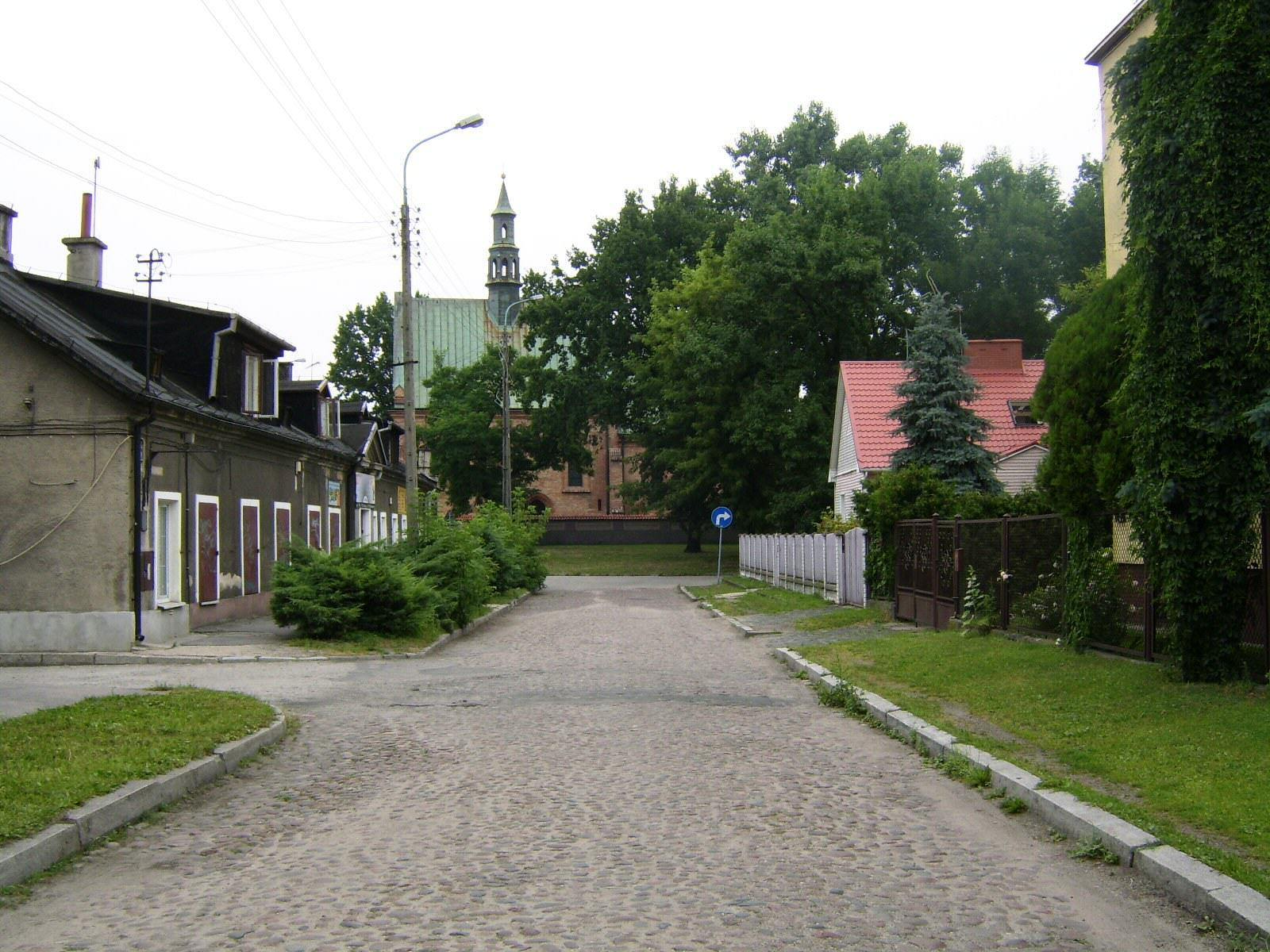 Radom Stare Miasto Waclawa