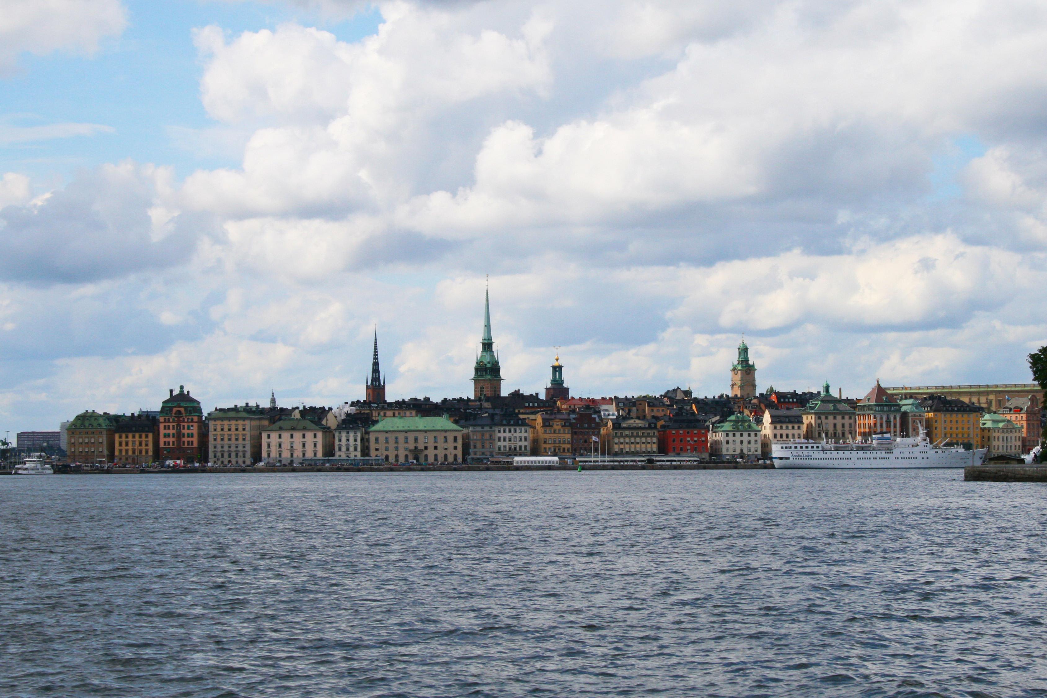 Sztokholm, fot. K. Suchożebski