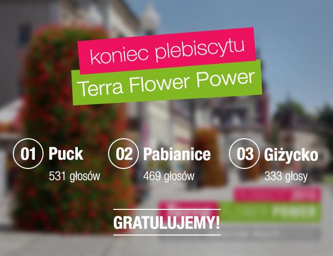 Terra Flower Power - ranking